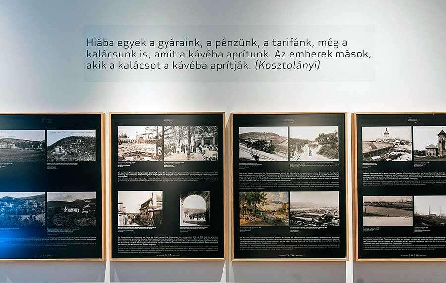A Duna Fővárosai építészeti Fotókiállítás A Várkert Bazárban