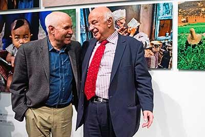 Steve McCurry ikonikus fotókiállítás a Műcsarnokban