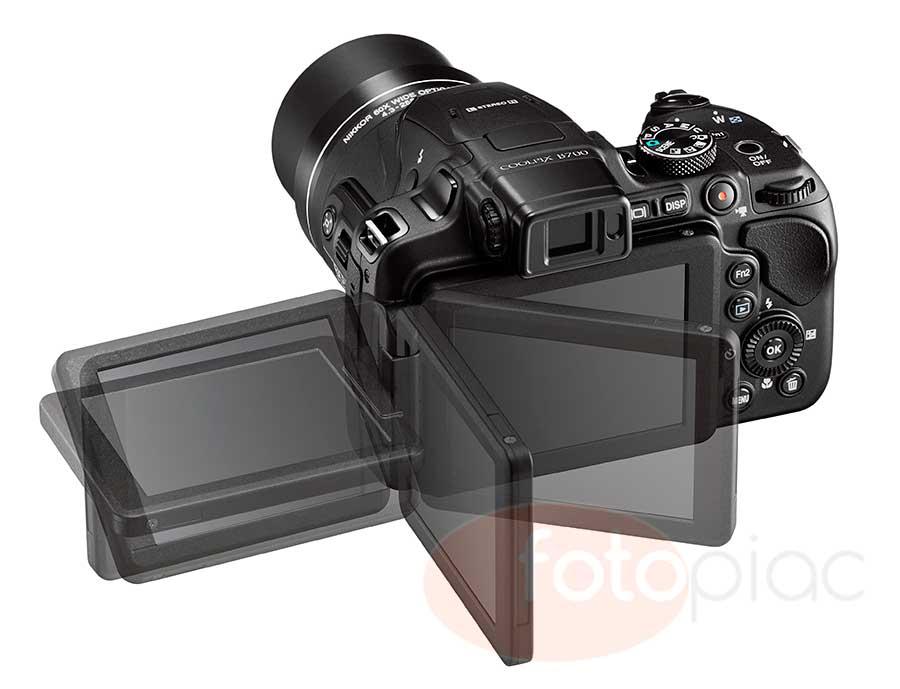 Nikon Coolpix B700 kompakt digitális fényképezőgép