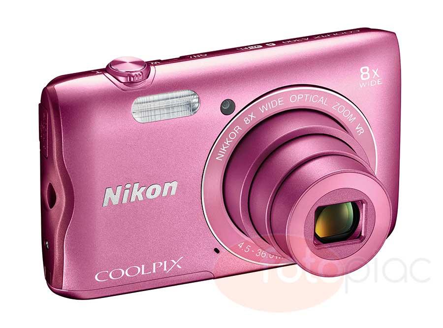 Nikon Coolpix A300 kompakt digitális fényképezőgép