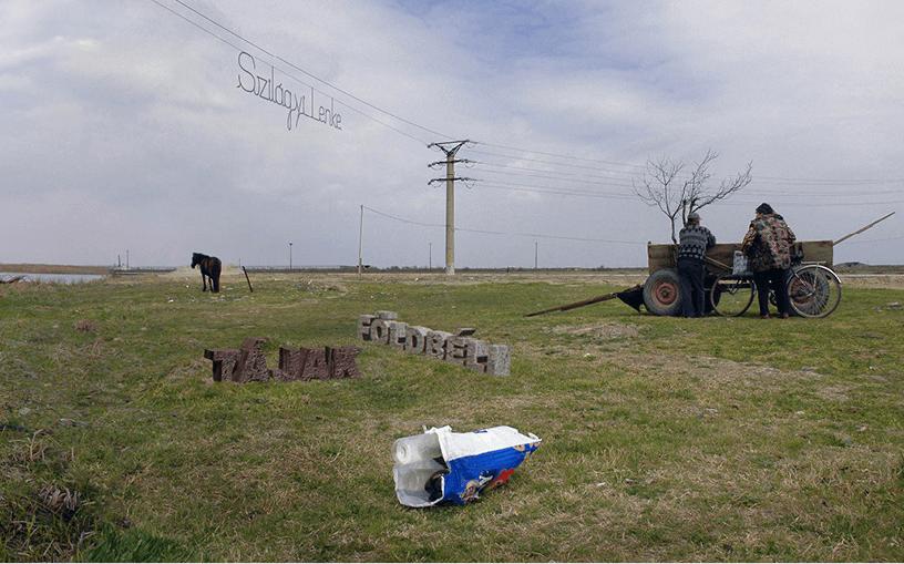 Szilágyi Lenke: Földbéli tájak
