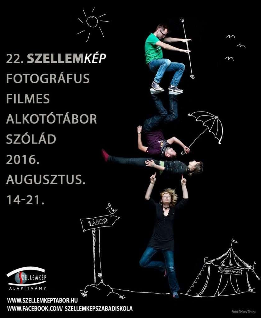 XXII. Szellemkép Fotográfus és Filmes Alkotótábor – 2016