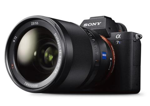 Európa legjobb profi fotó- és videófunkciókat is ellátó fényképezőgépe 2016-2017: α7S II