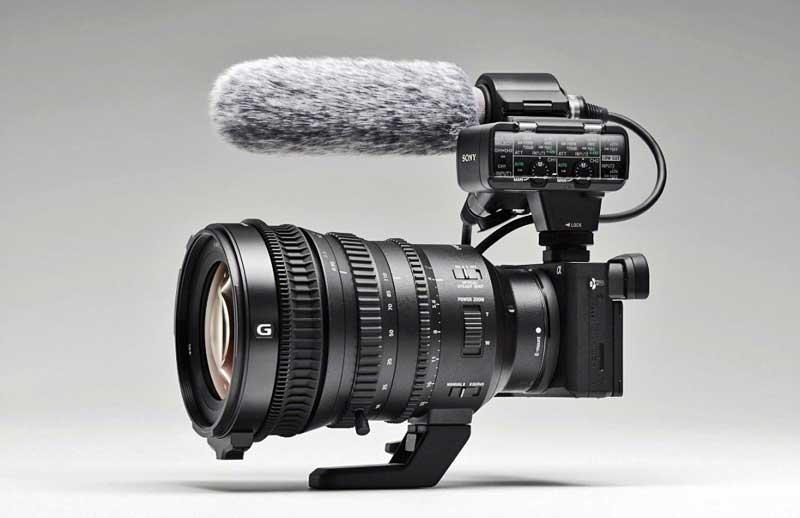 Sony α6500 digitális fényképezőgép