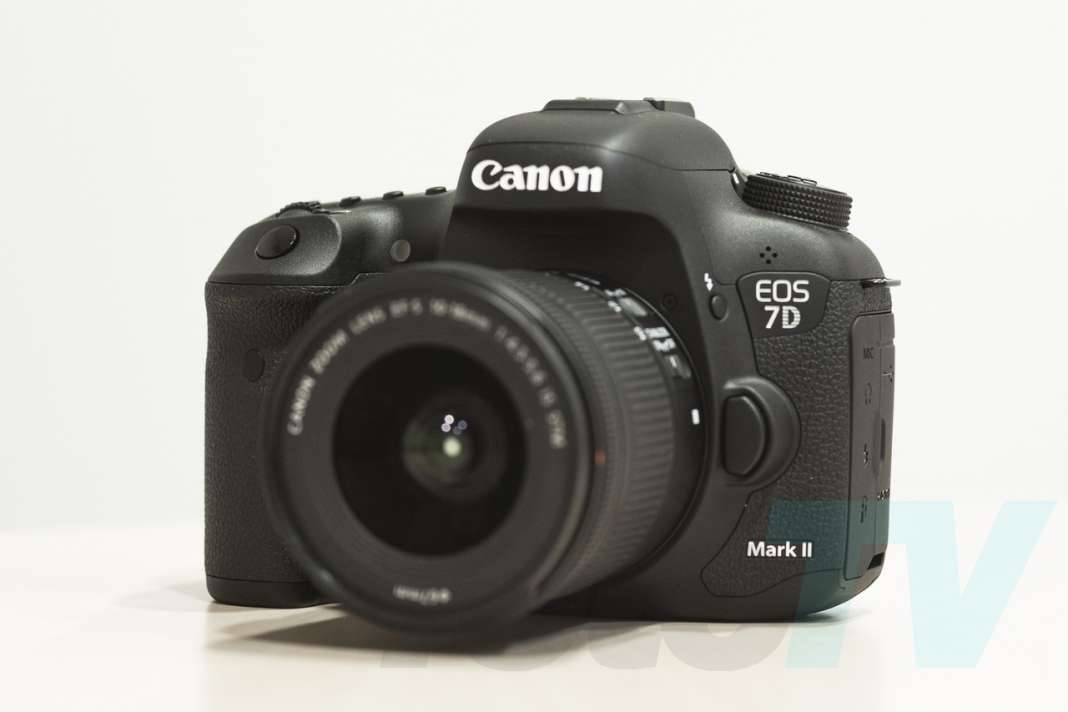 Canon Eos 7d Mkii Front Small