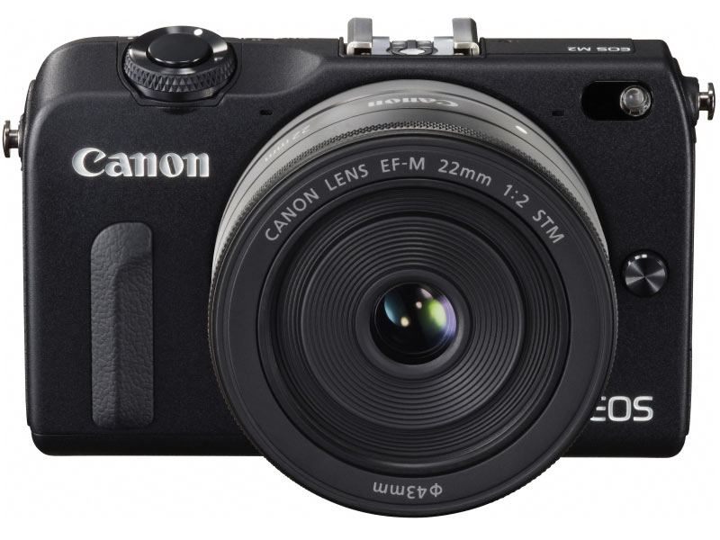 Canon Eos M2 Front
