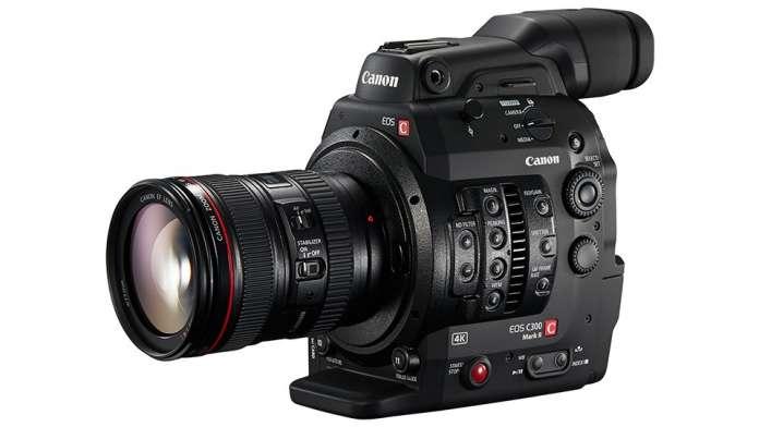 Canon Eos C300 Mark Ii Fototvhu