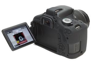 Easycover Silicon Rubber Case Cameraarmor Canon D60 Small