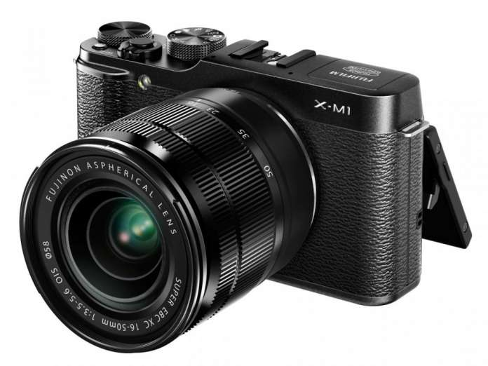 Fujifilm Xc16 50mm On Xm1