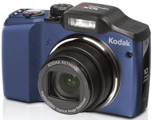 Kodak Z915 Blue 500 Small