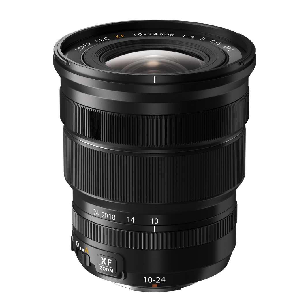 Lens 10 24mm Black Front