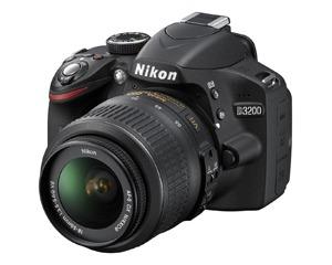 Nikon D3200 Slant Small