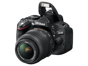 Nikon D5100 Front Slant Small