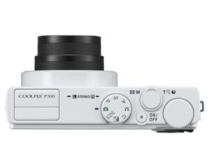 Nikon P310 Top Small