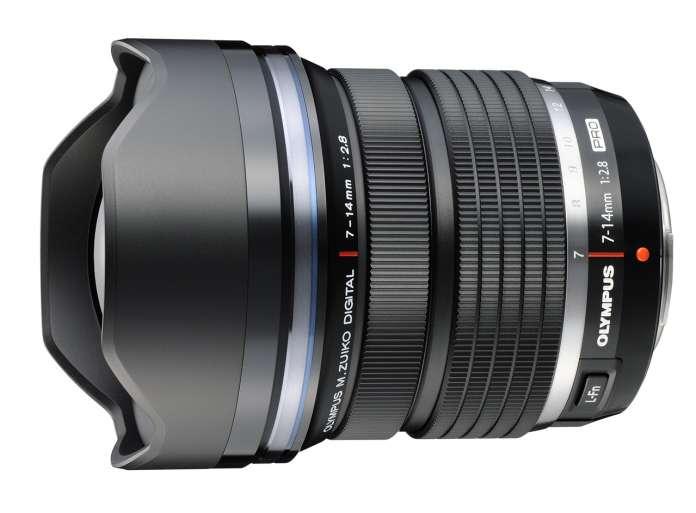 Olympus Lens Dev 714 Pro Black