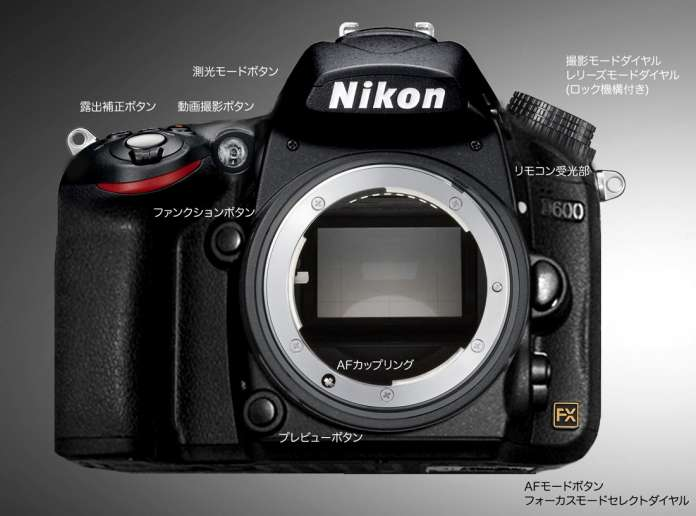 Ps Picture Of The Nikon D600