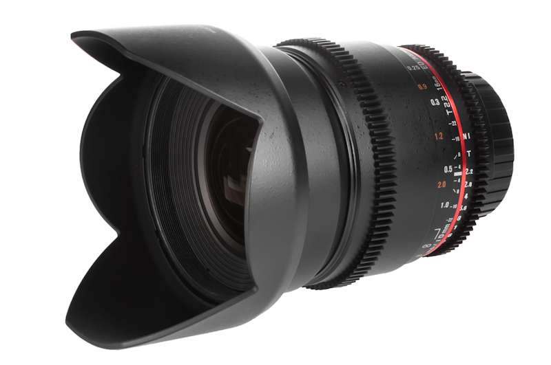 Samyang T2.2 16 Mm Nikon