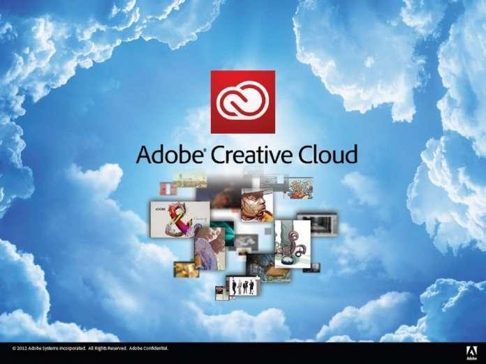 Adobe Creative Cloud Fototvhu