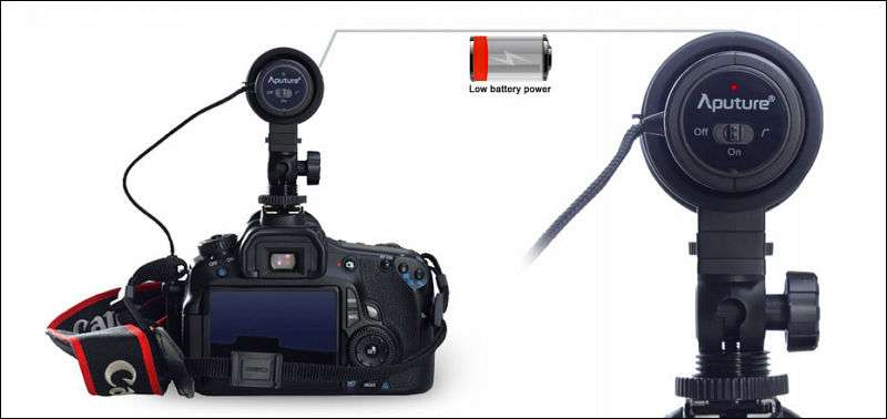 A V-MIC a VDSLR-t használók kedvelt hangrögzítő eszközévé válhat.
