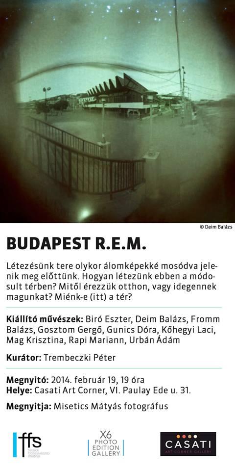 Budapest Rem Kiallitas Fototvhu