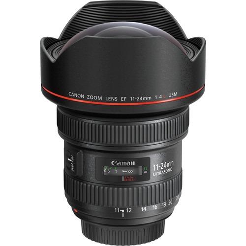 Canon Ef 11 24 Objektiv Fototvhu