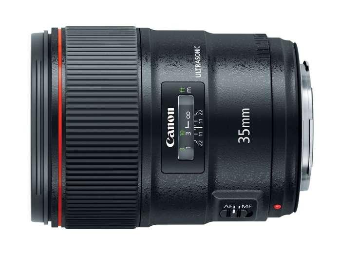 Canon Ef 35mm F1.4ii Usm Fototvhu