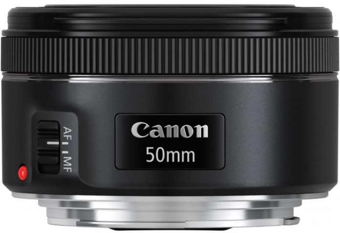 Canon Ef 50mm F1 8 Stm Lens Fototvhu