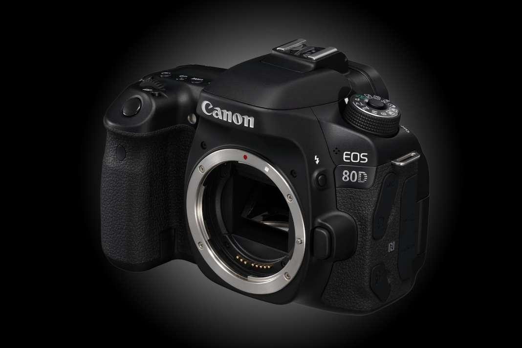 Canon Eos 80d Body Fototvhu
