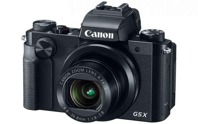 Canon Powershot G5 X Fototvhu