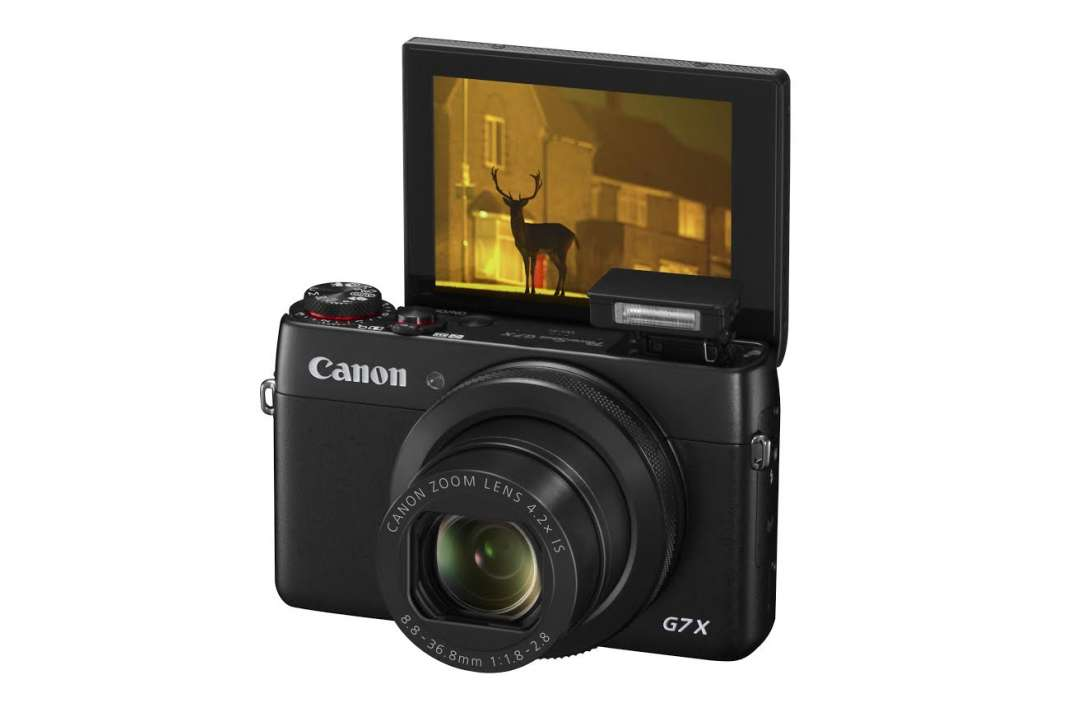 Canon Powershot G7x With Lcd Fototvhu