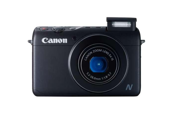 Canon Powershot N100 Fototvhu