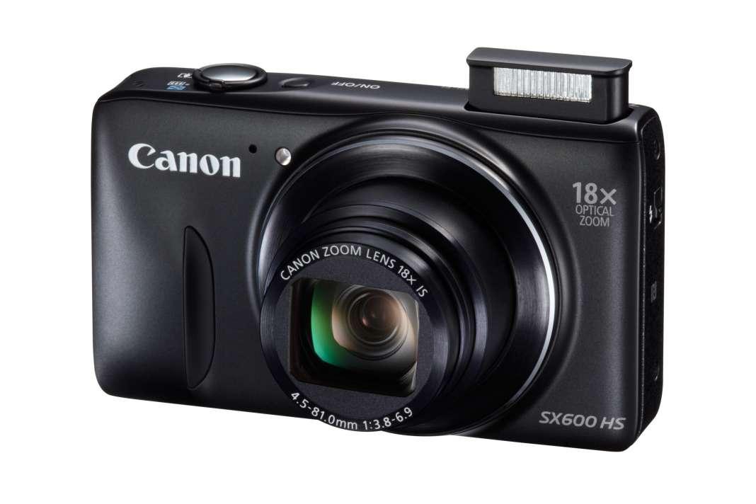 Canon Powershot Sx600hs Black Fototvhu