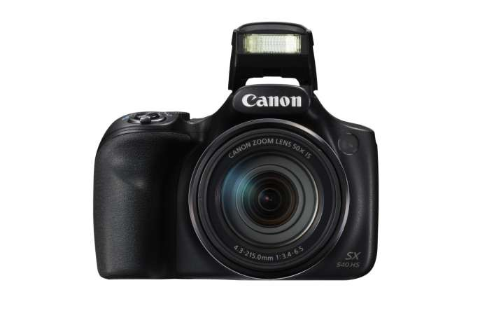 Canon Ps Sx540 Flachup Fototvhu