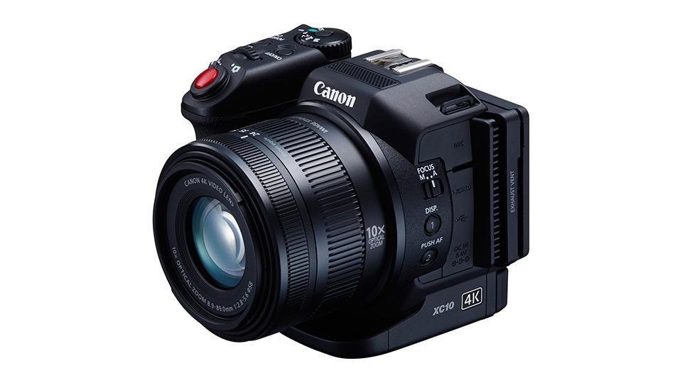 Canon Xc10 Fototvhu