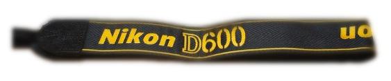D600 Strap