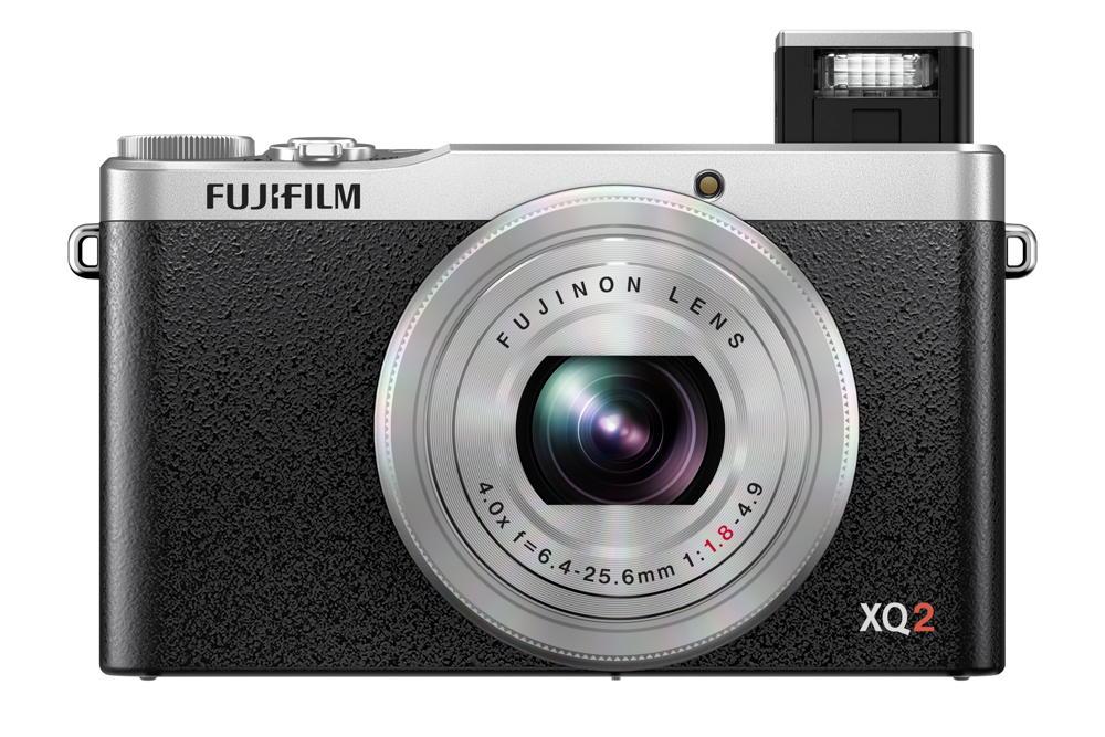 Fujifilm Finepix Q2 Front Fototvhu
