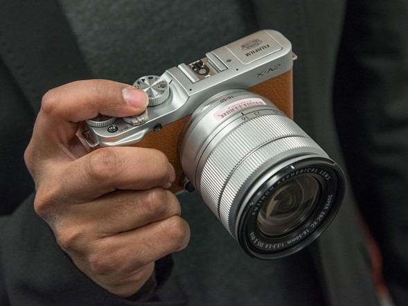 Fujifilm Xa2 Handson Fototvhu