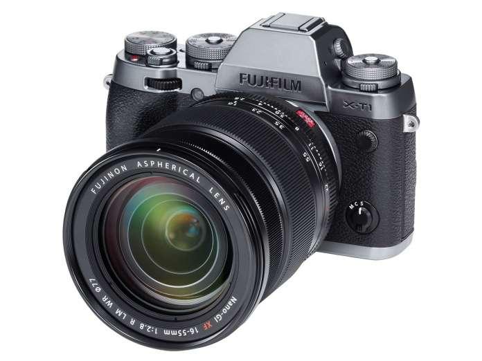 Fujifilm Xf 16 550mm With Xt1 Fototvhu