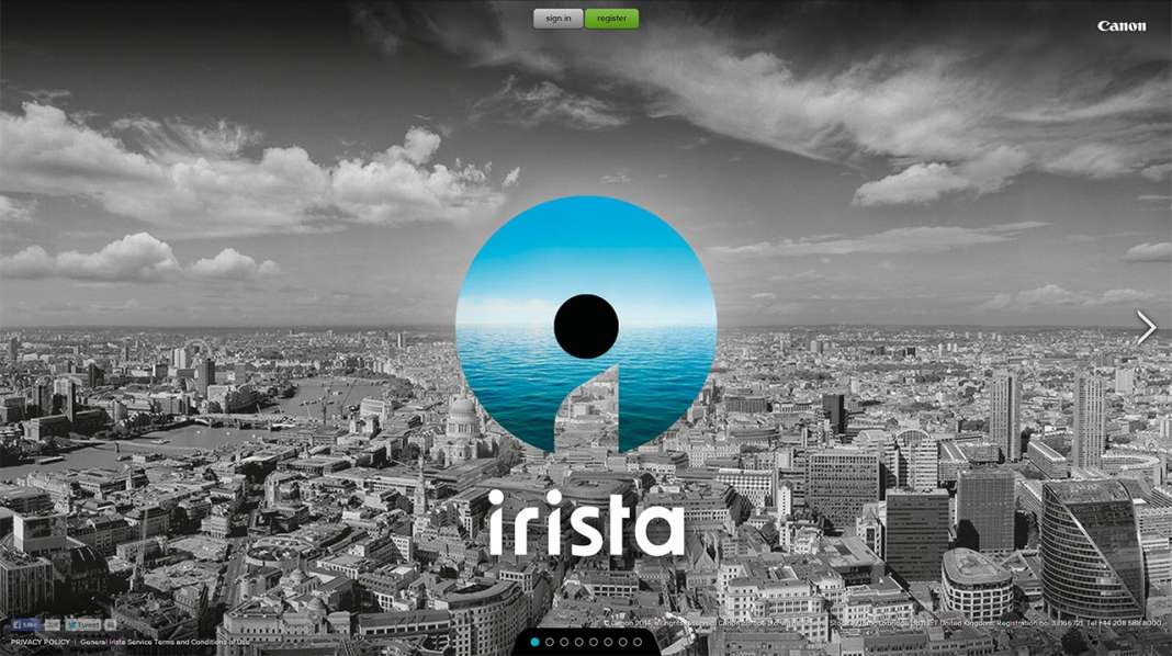 Irista 1 Small