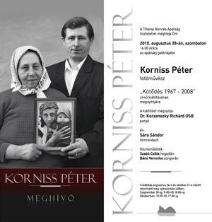 Korniss Meghivo Small