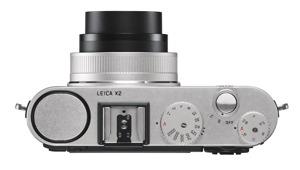 Leica X2 Silver Top 1 Small