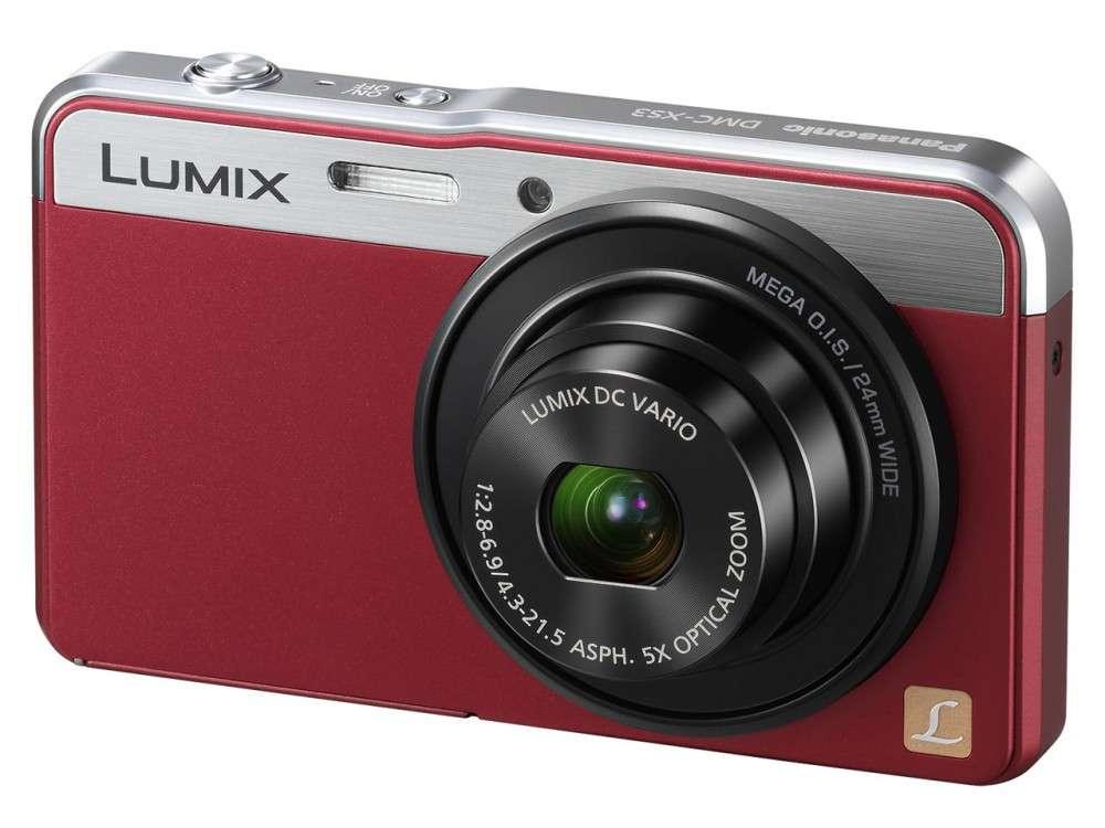 Lumix Dmcxs3 Front Fototvhu