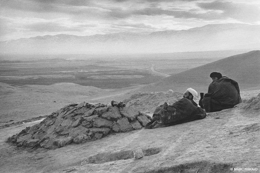 Marc Riboud Afganistan Fototvhu