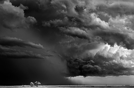 Mitch Dobrowner Trees Clouds Fototvhu