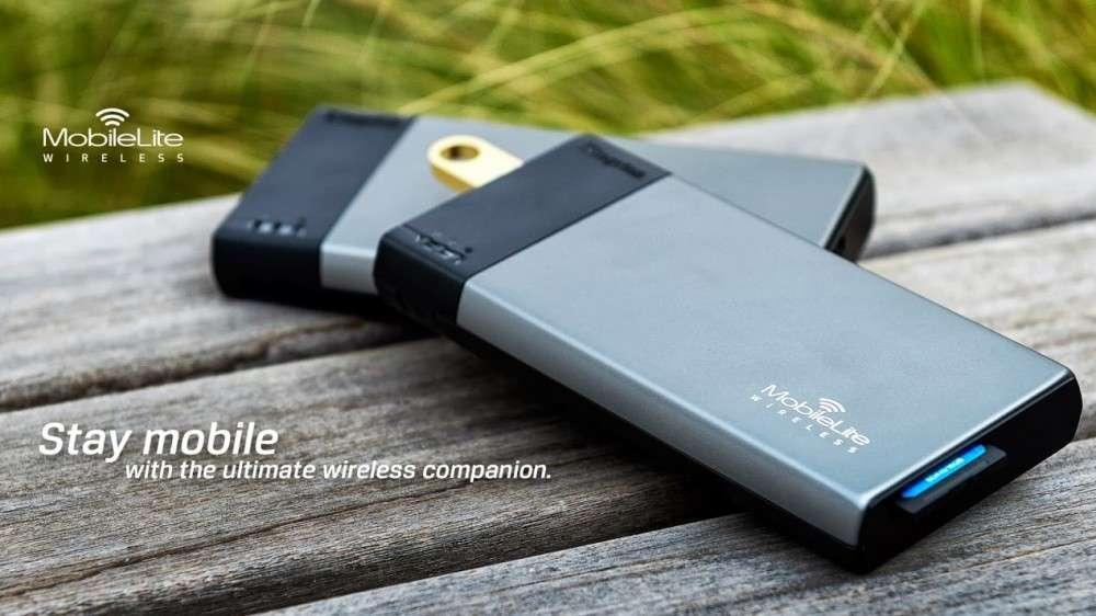 Mobilelite Wireless2 Fototvhu