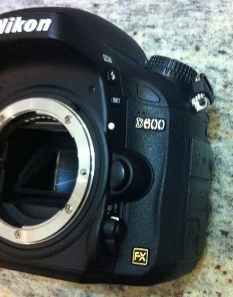 Nikon D600 Mount
