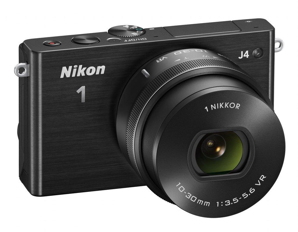 Nikon 1 J4 Black Fototvhu