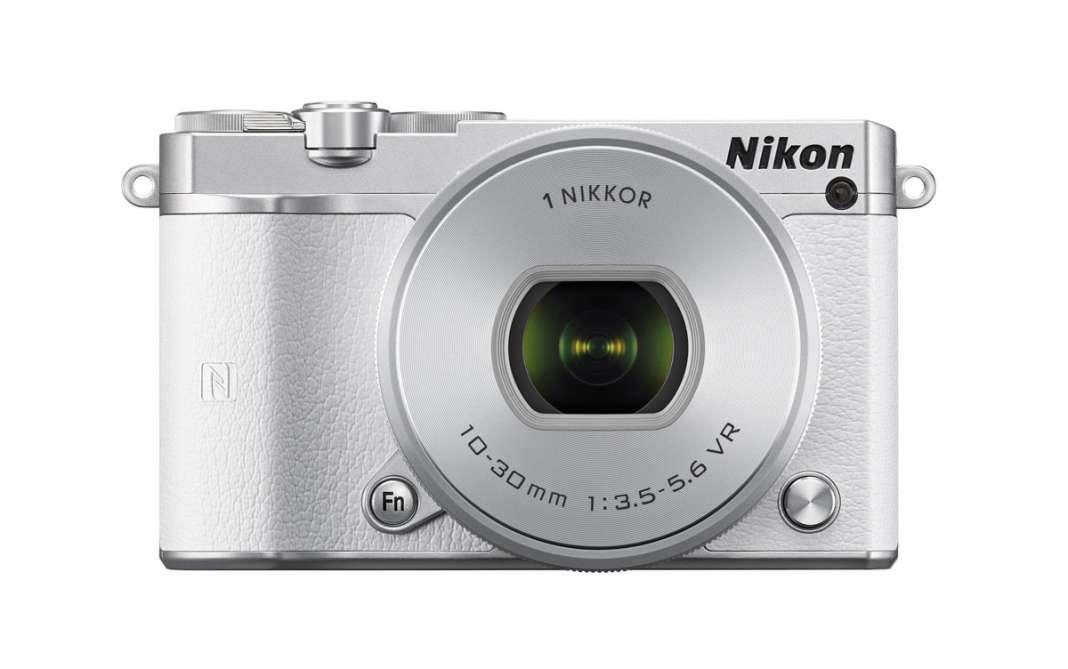Nikon 1 J5 Front Fototvhu