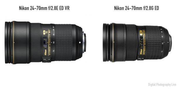Nikon 24 70mm F2.8e Ed Vr Vs Ed Fototvhu