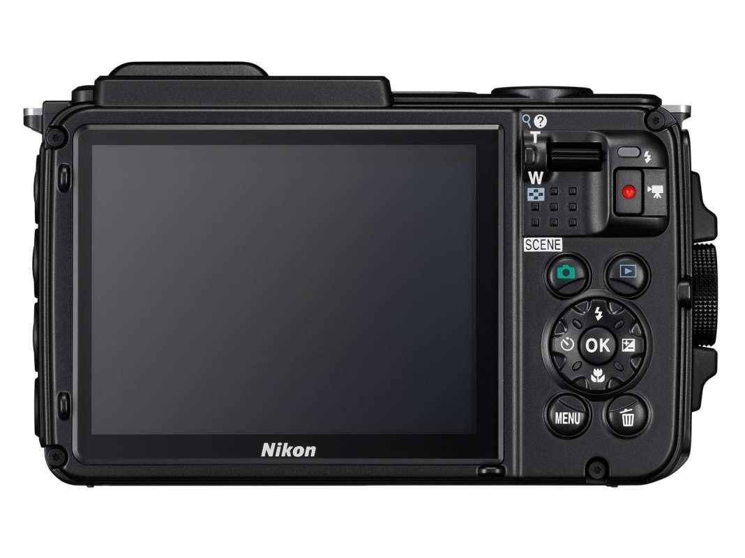 Nikon Coolpix Aw130 Back Fototvhu
